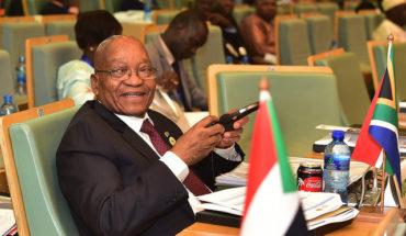 Zuma, resignation, president South Africa, corruption